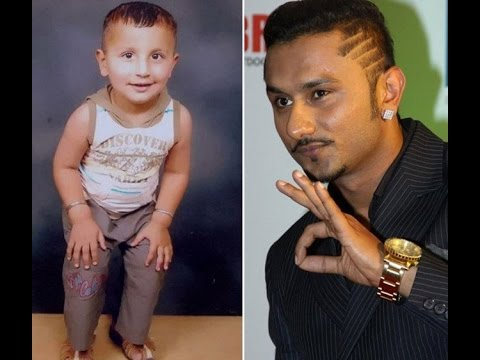 Rare Pictures Of Yo Honey Singh