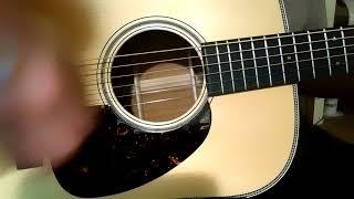 Martin Outlaw 17 - Daddario EJ17 Demo - Marry Me