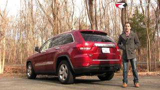 Roadfly.com - 2011 Jeep Grand Cherokee Road Test & Review