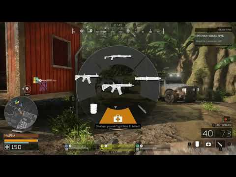 Predator Hunting Grounds Gameplay PC - Big Long Play Multiplayer 1# Online