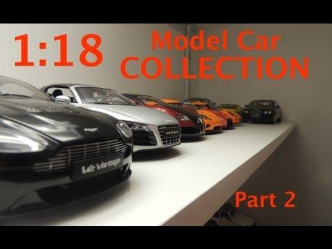 1:18 Model Car Collection Part 2