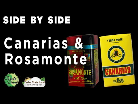 Side by Side: Canarias vs Rosamonte
