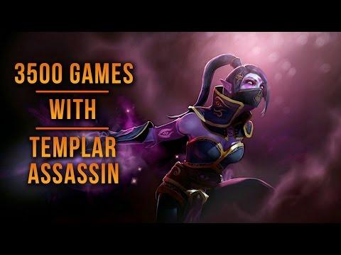 3500 Templar Assassin Games