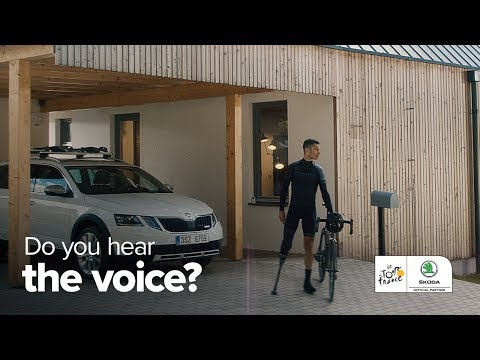ŠKODA: If Your Legs Could Speak