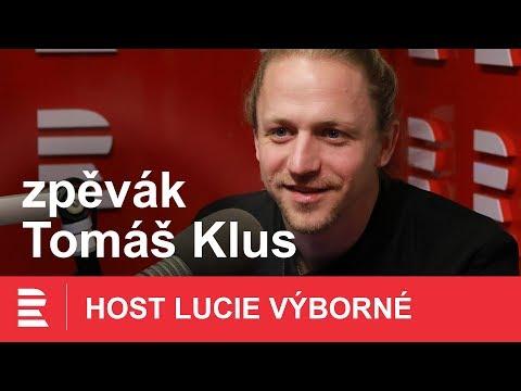 Tomáš Klus: Chci, aby byla společnost stejně šťastná jako já