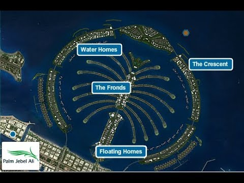 Reklamasi Palm Jebel Ali, Dubai