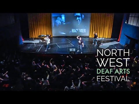 NW Deaf Arts Festival 2018 is coming to Portland, Oregon