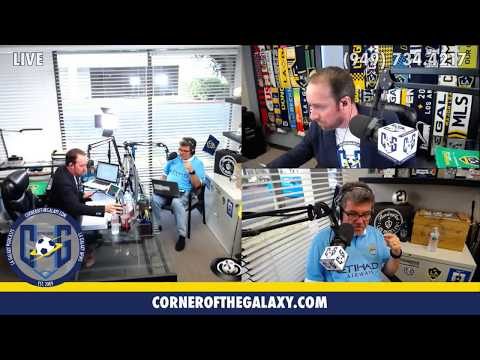 Podcast: Ringin' in the New Year with LA Galaxy Rumors and Baxter In-Studio