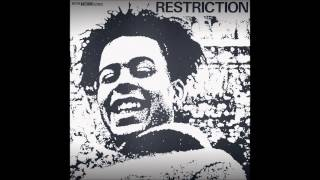 RESTRICTION - Action + four point plan