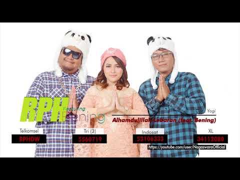 Download lagu terbaru RPH - Alhamdulillah Lebaran (feat. Bening) (Official Audio Video) Mp3 online