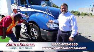 Smith & Solomon Commercial Driving Training - 2014 TV Commercial