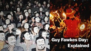 Guy Fawkes Day: explained