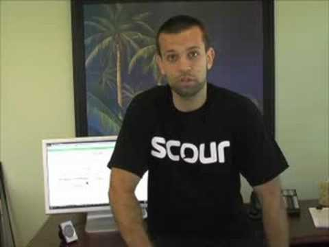 Scour, the new search engine that pays when you use it