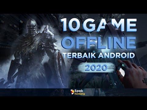 10 Game Offline Terbaik Di Android 2020