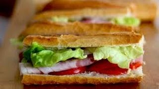 New York Deli Sandwich - Sandwich Recipes QUICKRECIPES