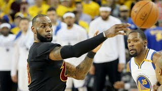 LeBron James Full NBA Finals Game 5 Highlights