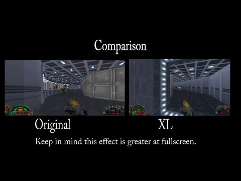 Getting Star Wars: Dark Forces to Look Good on a Modern Computer