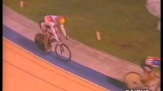 Michael Hübner vs Clay - world championchips 1995