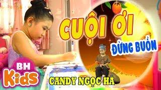 Cuội Ơi Đừng Buồn ♫ Candy Ngọc Hà ♫ Nhạc Trung Thu Thiếu Nhi Cho Bé Yêu