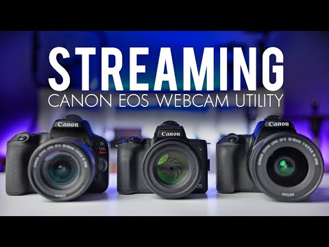 Use Any Canon Camera For Streaming | Plus TROUBLESHOOTING TIPS