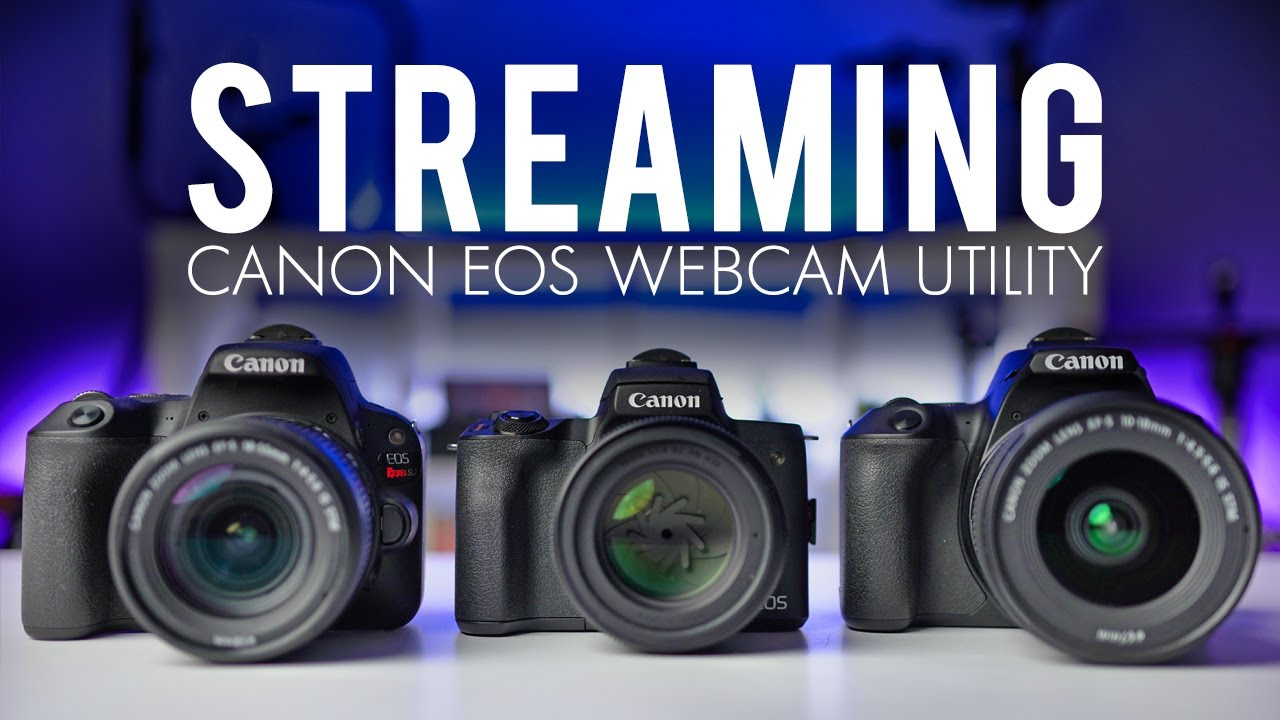 Nikon officially launches webcam software for both mac and windows