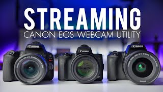 Use Any Canon Camera for Streaming | Plus TROUBLESHOOTING TIPS screenshot 5