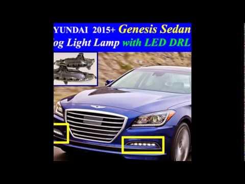 2016 hyundai genesis sedan fog light lamp complete kit wiring 2016 hyundai genesis sedan fog light lamp complete kit wiring harness one button switch