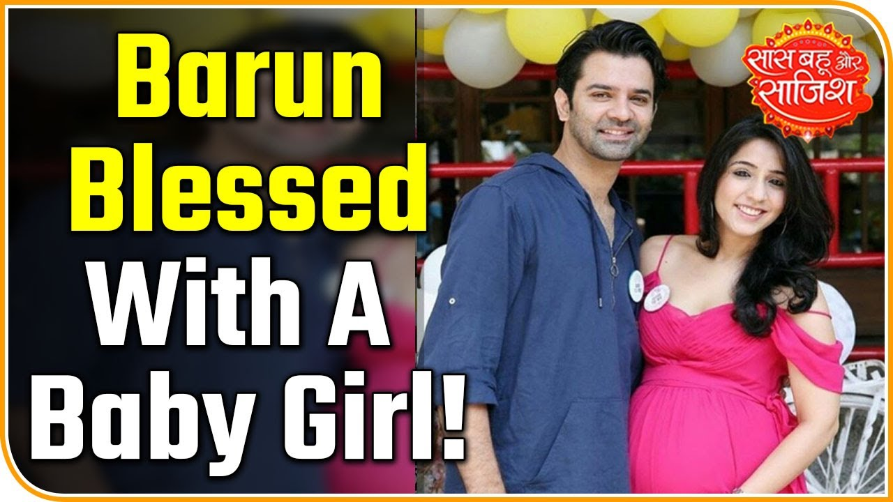 SBS | Barun Sobti & Pashmeen Are Proud Parents of a Baby Girl