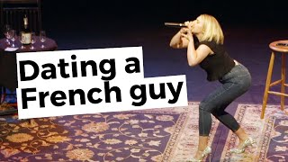 First time dating a French guy @Elena Gabrielle