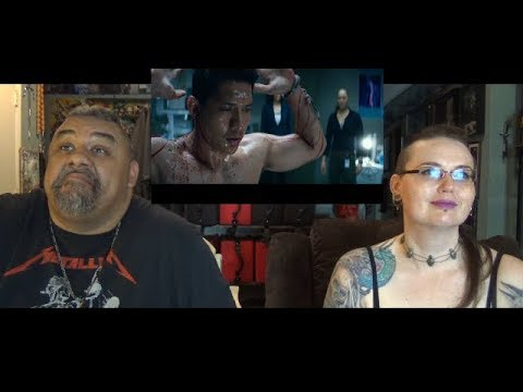 Mile 22 Red Band Trailer Reaction
