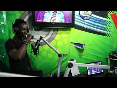 Mr  Eazi talks being humiliated Backstage at VGMA Awards 2016