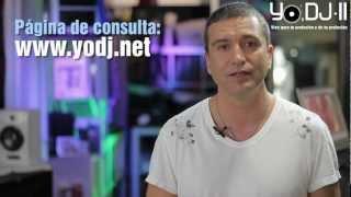 YO,DJ II- Autor: Jordi Carreras- Presentación