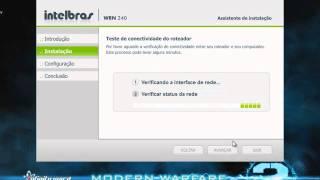 Tutorial - Como Configurar o Roteador Wireless Intelbras WRN 240