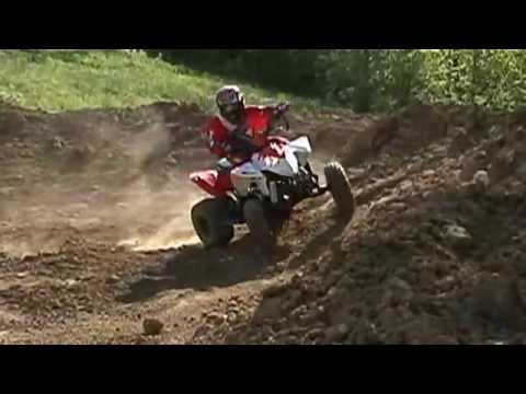 2012 polaris outlaw 90 test