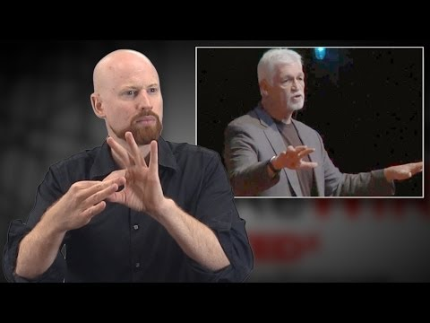 "Awti ASL-ifies: ""Be a Man"" by Joe Ehrmann (TEDxBaltimore 2013) in ASL"