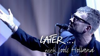 Gambar cover The Good, the Bad & the Queen return with Merrie Land on Later... with Jools Holland