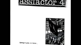 Assfactor 4 — Sometimes I Suck