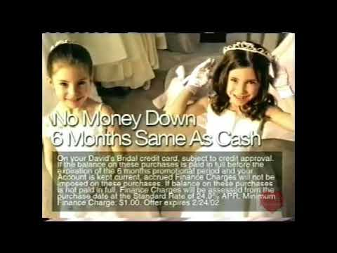 david's-bridal- -television-commercial- -2002