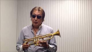 Super high-note hitter Tsutomu BEN Watanabe x Brasspire Trumpet