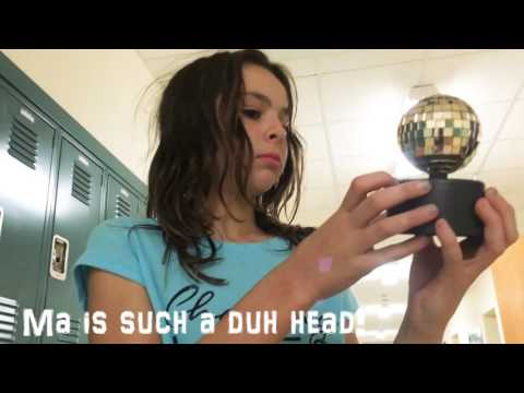 Mikayla Decorates Her 1st Junior High School Locker, Haul + Play *Spot The Oddities Game*