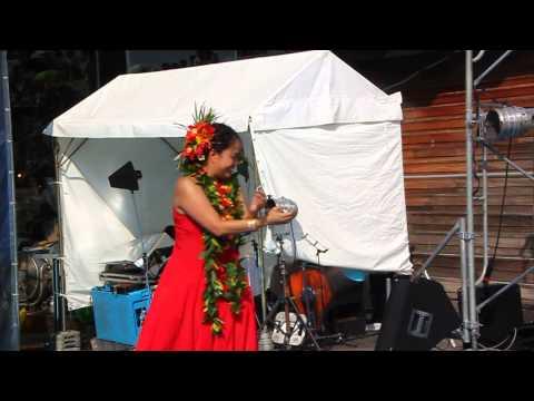 Arlene Hau'oli - Ka Makani Kâ`ili Aloha - Aloha Yokohama 2013