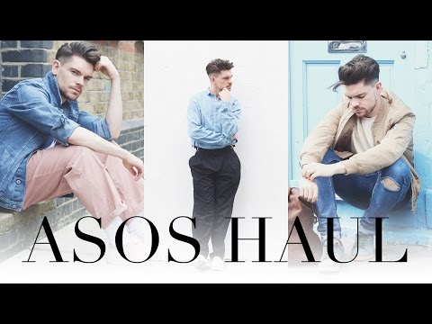 Keep or Return? | ASOS Menswear Haul and Try On