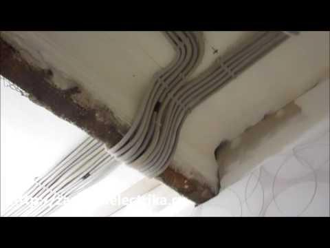 видео: Сменяемость электропроводки в гофре. Миф или реальность?!