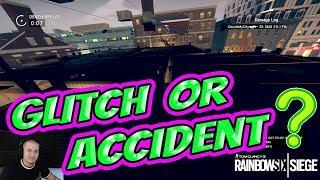 GLITCH OR ACCIDENT? -  Rainbow Six Siege (Operation Health)
