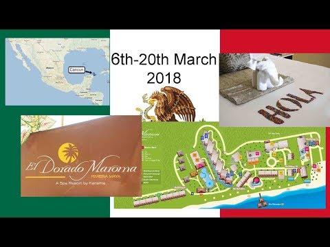 El Dorado, Maroma, March 2018 - Tim & Lesley's holiday
