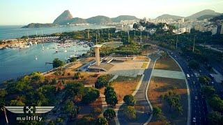 Rio de Janeiro - Imagens Aéreas Drone - Multifly