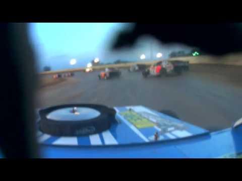 Dennis Miesler-Seymour Speedway-Feature_7-12-15