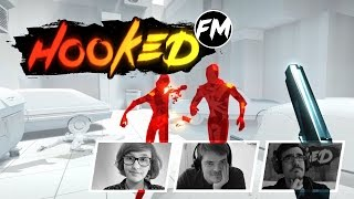 Hooked FM #64 – SuperHot, Devil Daggers, Twilight Princess, The White March, Akira & mehr