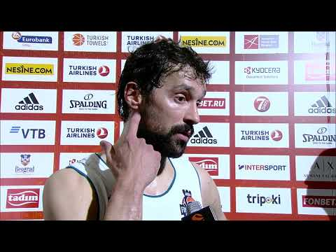 Post-game Interview: Sergio Lull, Real Madrid