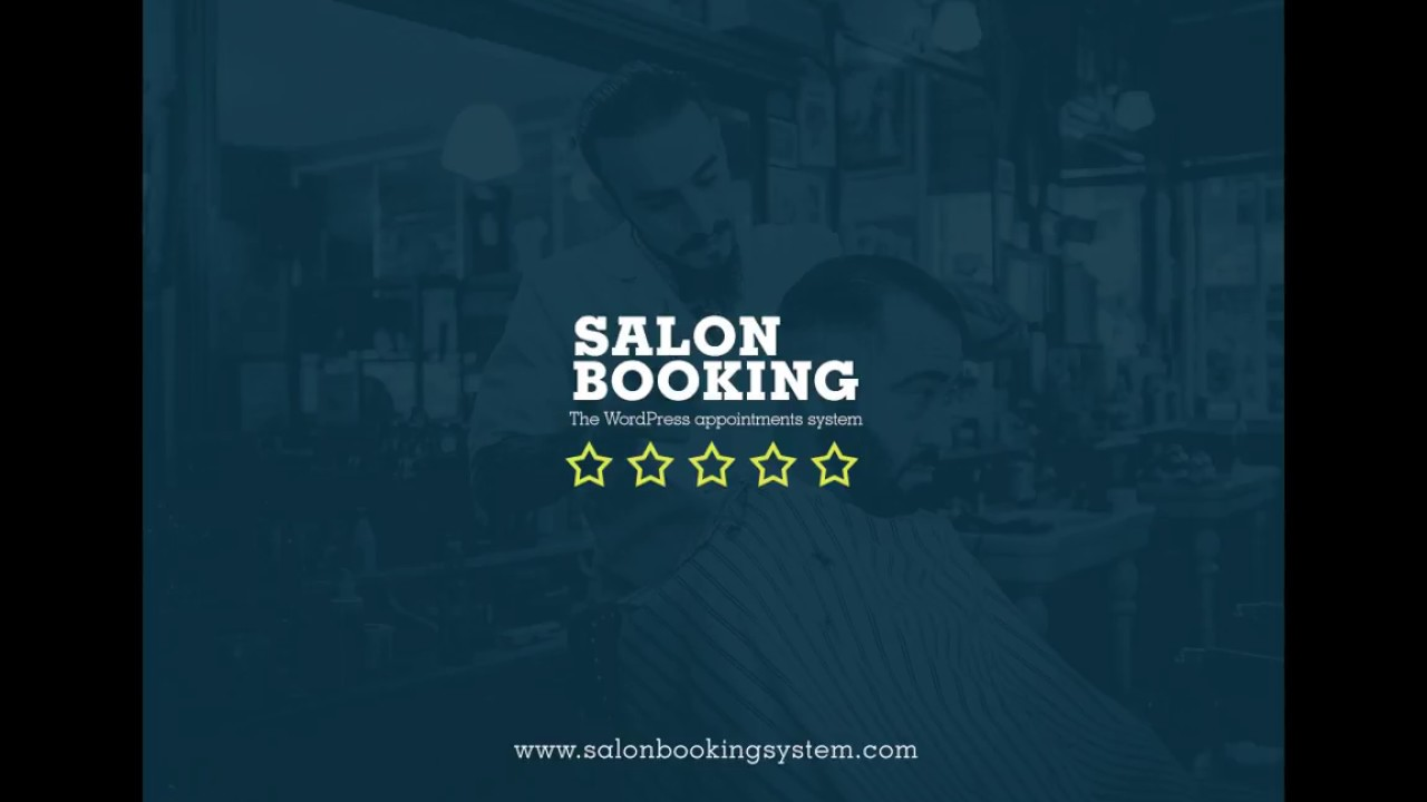 Documentation - Salon Booking System, the appointment WordPress plugin, try it for free